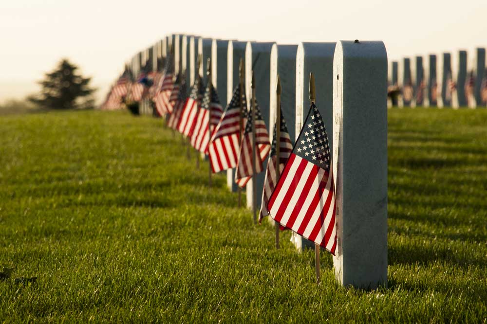 Memorial Day –  – – Let Us Not Forget